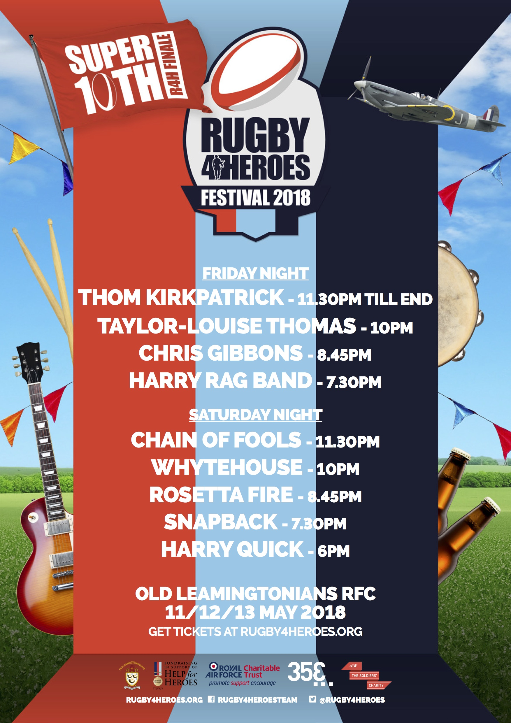 304564_Rugby4Heroes_Poster_MusicLineUp