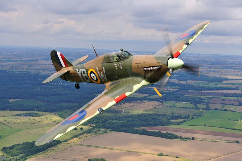 Hurricane RAF BBMF