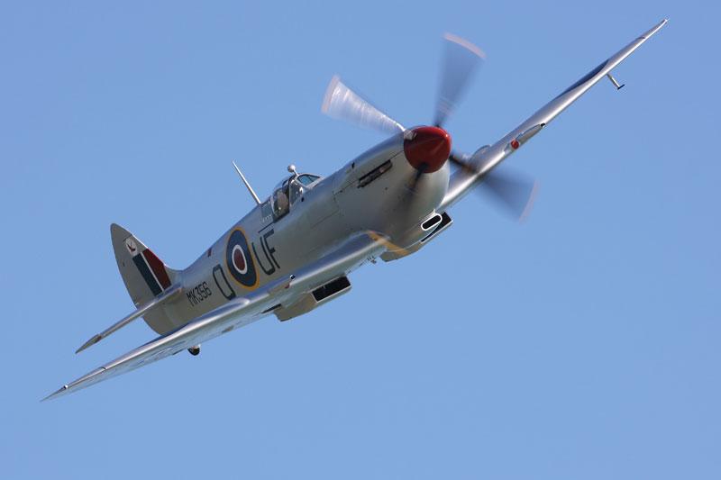 Spitfire RAF BBMF