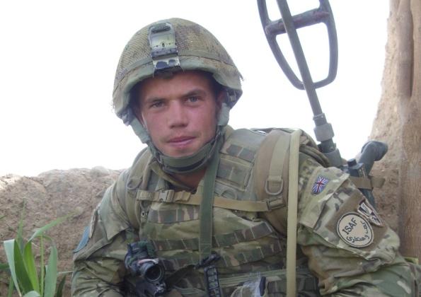 Conrad Lewis 353rd Soldier to die in afghanistan