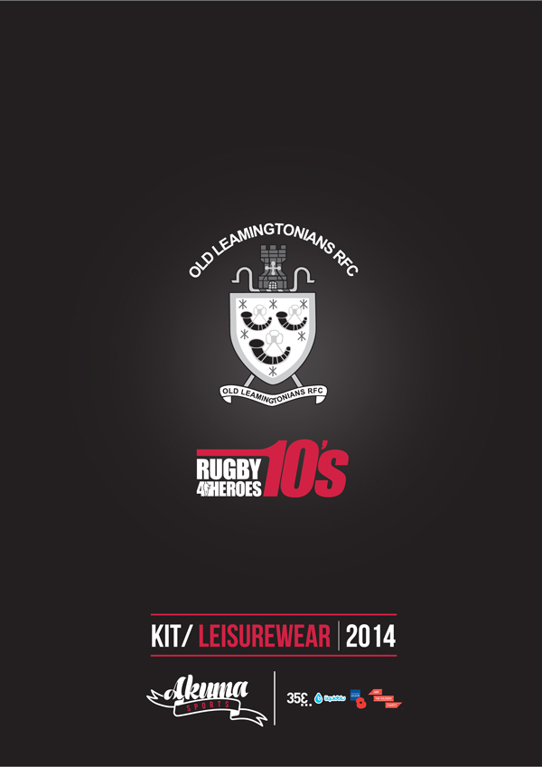 OLRFC Rugby4Heroes Clothing Range