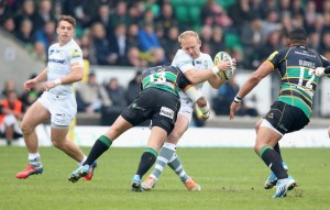 Shane+Geraghty+Northampton+Saints+v+London+6x0x9roRpmdl