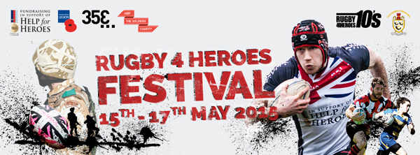 Rugby4Heroes Festival 2015